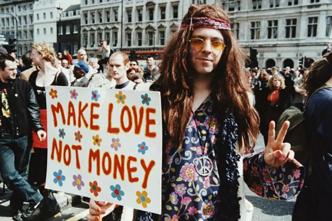 hippies 60s