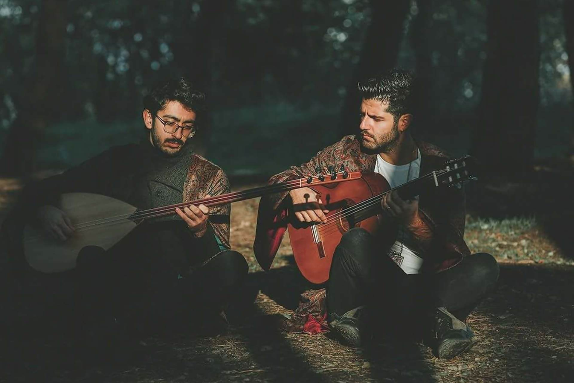 Muhlis Berberoğlu ve Sinan Cem Eroğlu